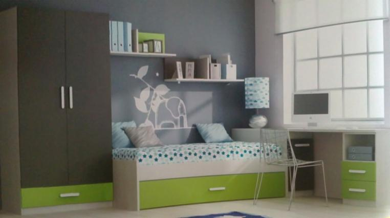Nidos dormitorios juveniles baratos muebles juveniles for Compactos juveniles baratos
